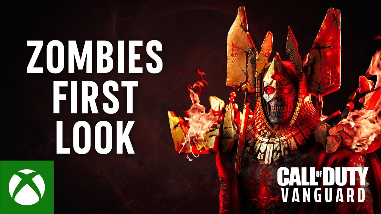 Call of Duty®: Vanguard Zombies - First Look
