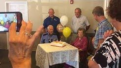 Fraternal twin brother and sister celebrate 101st birthday