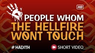 People whom the Hellfire won't touch