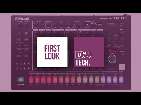Roland Aira TR8S  First Look
