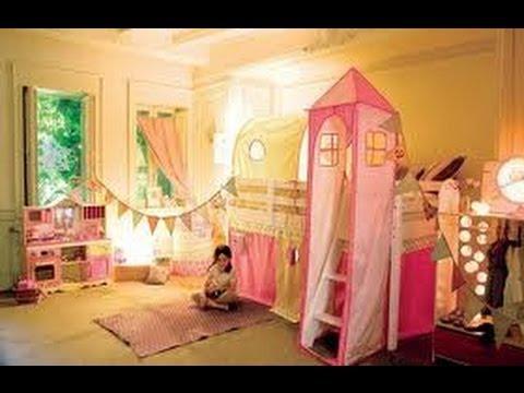 Decora el cuarto para tu princesa decoraci n de cuartos for Decoracion de cuartos infantiles
