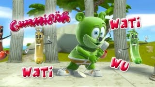 Wati Wati Wu - Gummibär - The Gummy Bear - Music Video Song