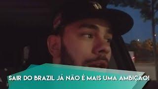Sair do Brazil já não é mais uma ambição!