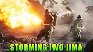 Storming Iwo Jima | Live Gameplay with PhlyDaily and Niccaman