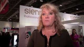 Sienna X at Professional Beauty ExCel London 2014, Beauty and Spa Show Thumbnail