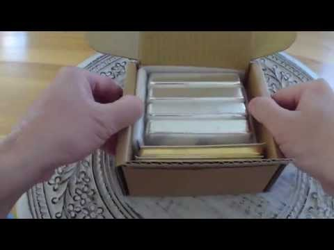 Perth Mint Gold & Silver Bullion unboxing
