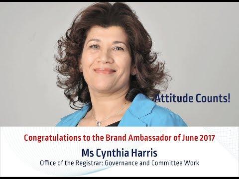 Cynthia Harris: BAM June 2017