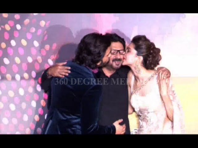 Ramleela Ist Theatrical trailer launch-Team of Ramleela movie Travel Video