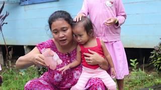 Panen Ikan Nila di Kolam dan Makan Ikan Goreng - Liburan di Kampung