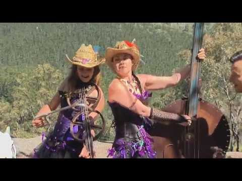Cumberland Gap - The Hillbilly Goats (official video)