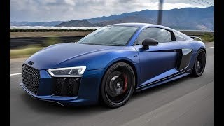 800 HP VF Engineering Supercharged Audi R8 - One Take