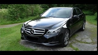 My Star ★ Mercedes-Benz 2014 E220 CDI Avantgarde