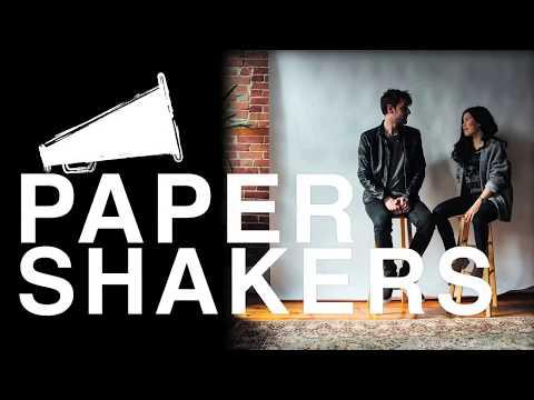 PAPER SHAKERS / LIVE AT THE GARNET / PETERBOROUGH