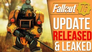 Fallout 76 News - New Update Today and Future Update Leaks, Bethesda Responds to Atomic Shop Prices