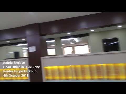 Bahria Enclave Islamabad Head Office HD 4th October 2018