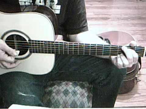 Chordie Project- Fighter Girl by Mason Jennings Basic Strum Patterns