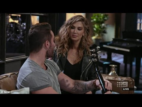 The Voice fans suggest Delta Goodrem and singer Tim Conlon are dating... in flirty segment