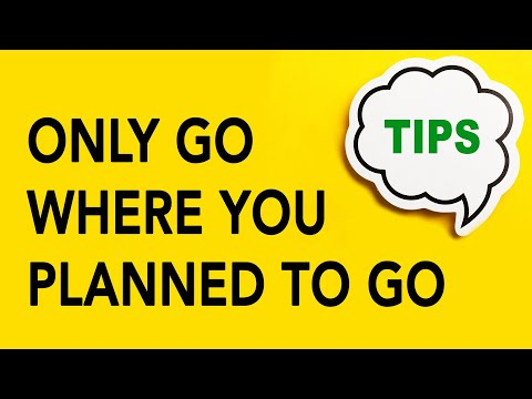 GG-014: Only Go Where You Planned to Go | Genealogy Gold Podcast