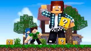 LUCKY BLOCK VS. AUTHENTIC GIGANTE !! - Minecraft