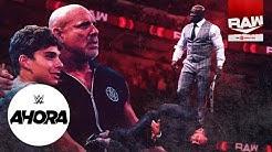 Raw en 8 MINUTOS WWE Ahora Ago 2 2021