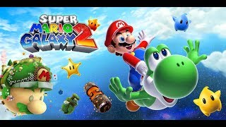 SUPER MARIO GALAXY 2 - #1 - Wii - SOMENTE GAMEPLAY