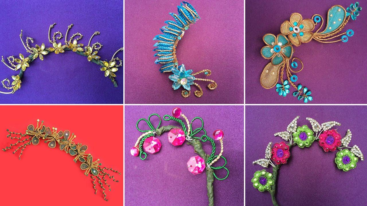 Wedding Hair Brooch Latest Designs 2016 Being Creative