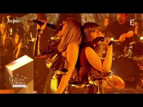 Brigitte – « A bouche que veux-tu » Victoires de la Musique 2015