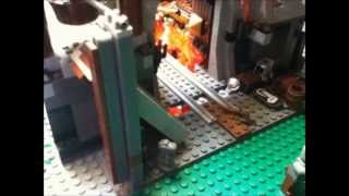 Lego Lord of the Rings: the battle for the Lonely Mountain (Erebor)
