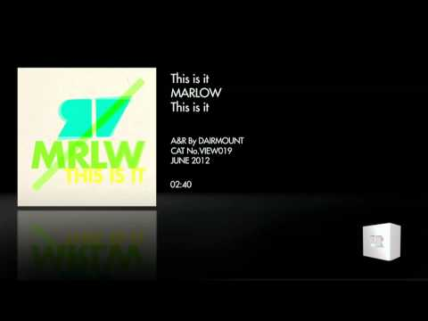 This Is It by Marlow Ft. ComixXx & Knixx on Room With A View