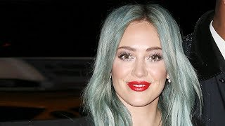 Hilary Duff Looks Hotter Than Ever InSeductive Topless Instagram Photo