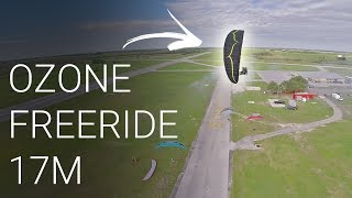 After being blown away at the insanity of the 15m FreeRide, I was s...