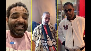 Juelz Santana Is Free And Reunited With Jim Jones! Also Getting A New Haircut