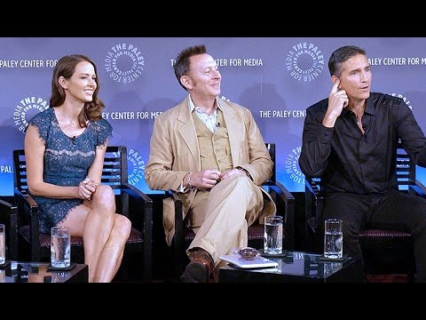 Amy Acker  Person of Interest Panel, Paley Center N.Y. 10313