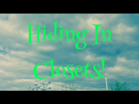 Hiding In Closets! | Vlog
