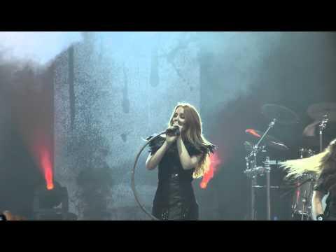 Epica - Serenade Of Self-Distruction (live in Colmar - 05.08.12)