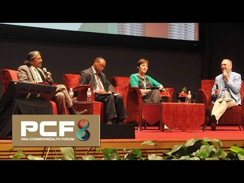 [PCF8] Plenary Session: Open, Online and Flexible Learning: The Key to Sustainable Development