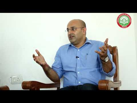 Interview with Mr.  Sumeet Kapur
