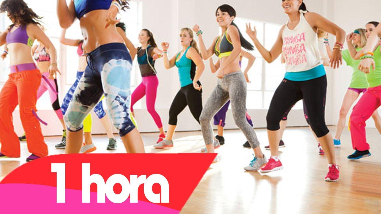 1 Hora De Ritmos Fitness Aula Completa By Fabio Tiger Youtube
