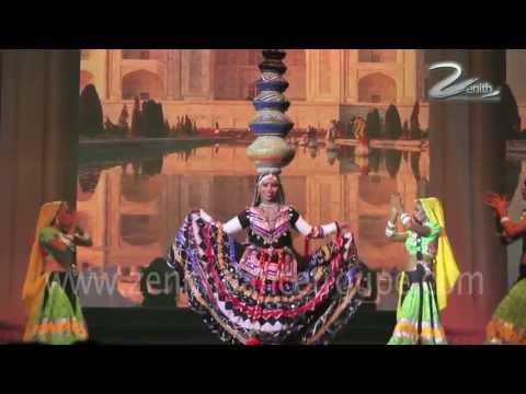 Rajasthani kalbelia, ghoomar,matka dance,chirmi song haryanvi song,Zenith Dance Institute,troupe
