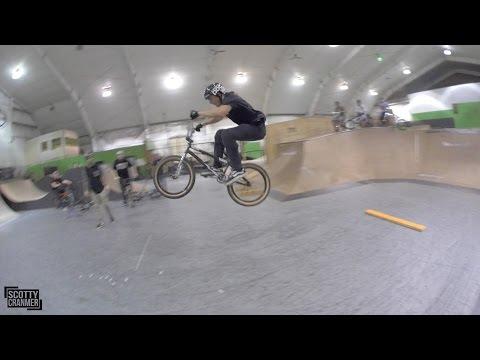 BMX OLYMPIC CHALLENGE LONG JUMP!