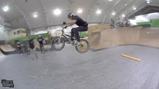 BMX OLYMPIC CHALLENGE LONG JUMP!