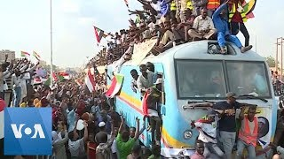 Sudan: Tens of Thousands Celebrate Power-Sharing Deal
