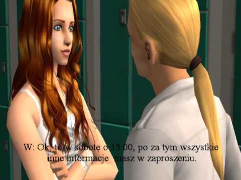 """Say It Right"" odcinek 1 - serial the sims 2"