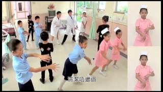 Hand Hygiene Dance - HONG KONG Version 2012  潔手七式