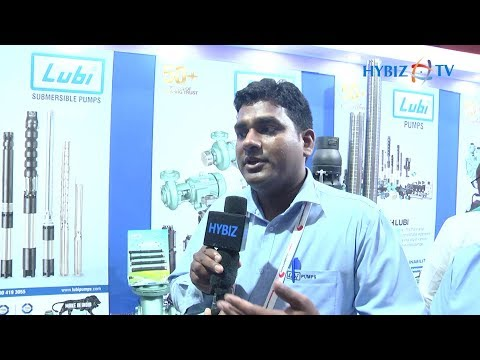 Lubi Submersible Pumps | Praveen Lubi Pumps | Agritex 2019