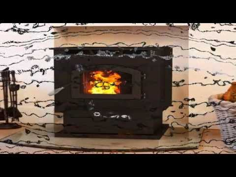 Image result for pleasant hearth pellet stove
