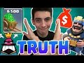 """The TRUTH behind """"Free Gems"""" and Gem Hacks!   Clash Royale & Clash of Clans"""