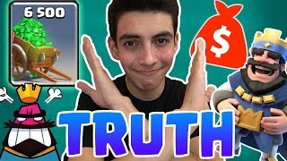 "The TRUTH Behind ""Free Gems"" And Gem Hacks! 