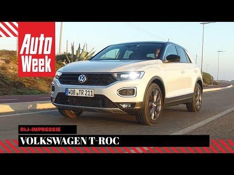 Volkswagen T-Roc - AutoWeek review - English subtitles