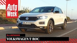Volkswagen T-Roc - AutoWeek review - English subtitles